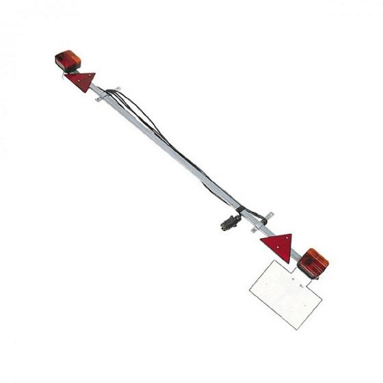 SODISE- Rampe d'éclairage compléte 7.50m - 16130