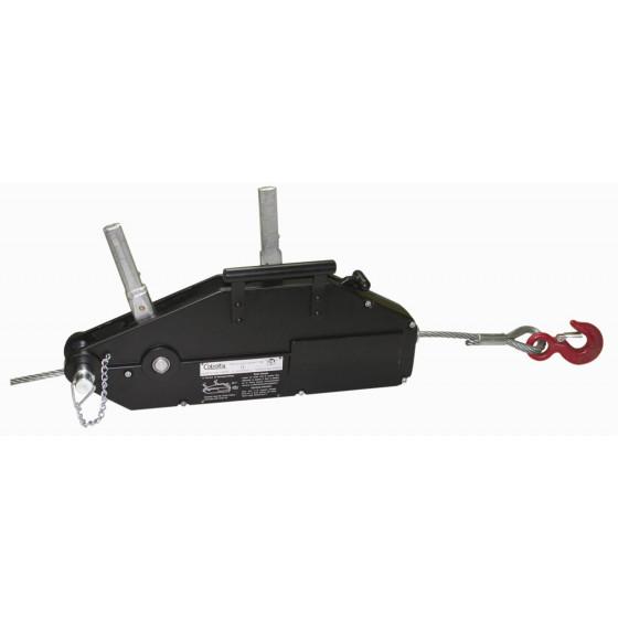 Tire-fort à cable passant COBALTIX + 20 métre de câbles et crochet LS-OL - GTTCO150