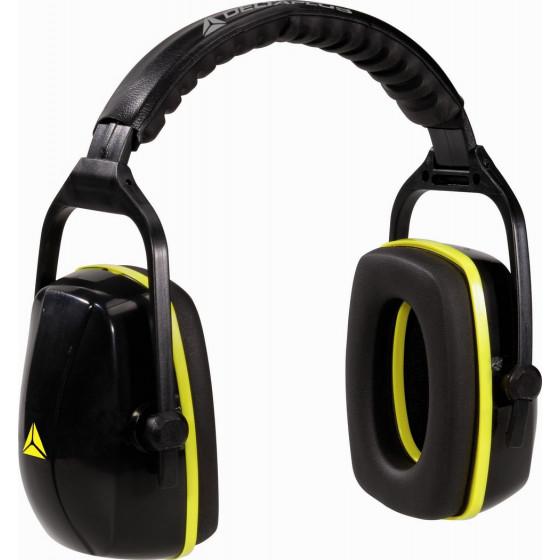 DELTA PLUS- CASQUE ANTIBRUIT PLIABLE - SNR 29 dB-SAKHINO