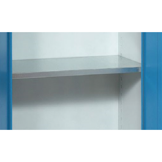 Tablette galva 1000x450 pour armoire d'atelier réf. 754412 ARMAPRO  SORI -754139