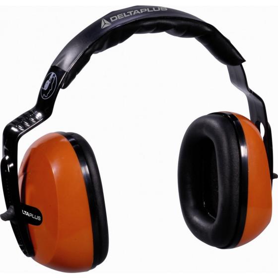 DELTA PLUS-CASQUE ANTIBRUIT - SNR 29 dB- SEPA2OR