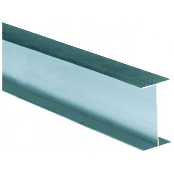 Règle aluminium à gratter forme I Longueur 1m25 SOFOP TALIAPLAST - 380002