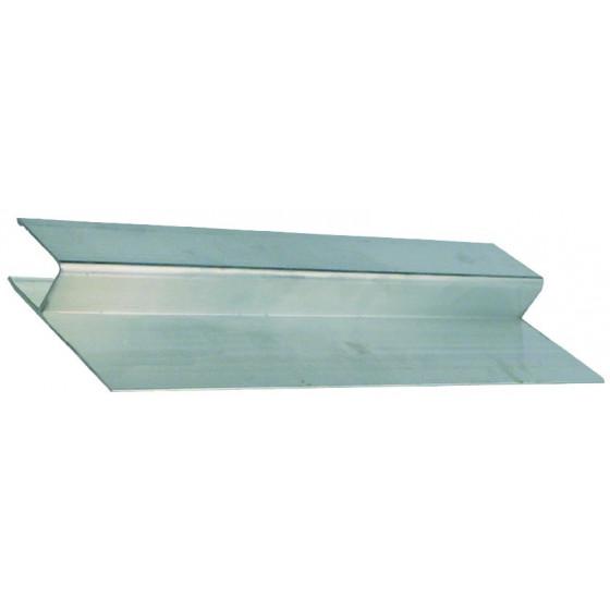 Règle aluminium biseautée SOFOP TALIAPLAST