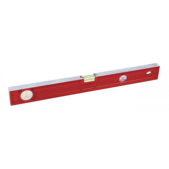 Niveau rectangulaire double semelle Nivotop® SOFOP TALIAPLAST Longueur 80 cm- 452104