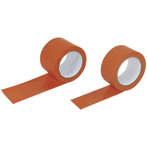 Rouleau PVC SICAD orange lisse SOFOP TALIAPLAST- 600301