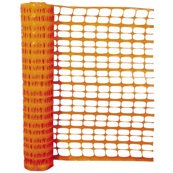 Grillage de signalisation orange SOFOP TALIAPLAST - 610103