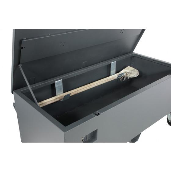 Support galva pour outils longs - vendu par 2 SORI -SUPGTP
