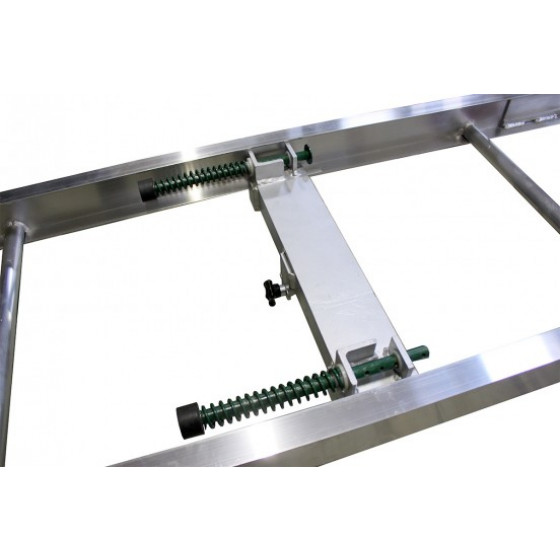 Système retour faible pente pour monte matériaux HAEMMERLIN MA 415 / MA 432 / MA 442 - 312795501