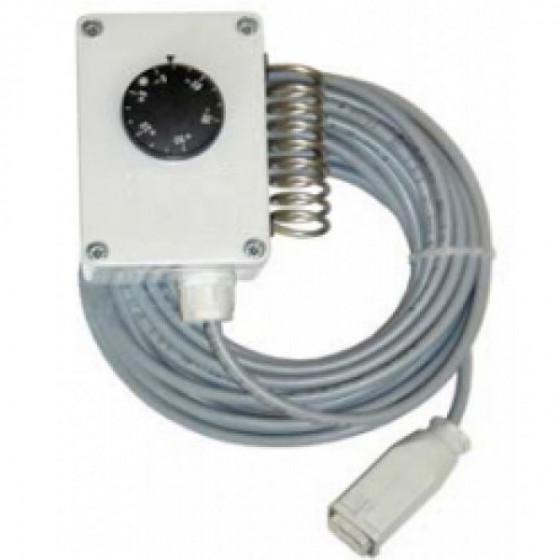 SOVELOR THE - Thermostat d'ambiance étanche câblé 10 m chauffages AGS/AGV