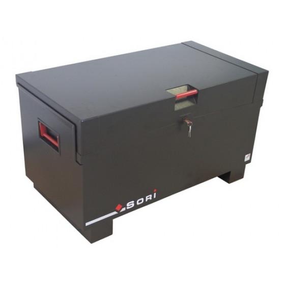 Coffre sécurisé noir travaux public Dim.1140x600x625 - TPS1165S