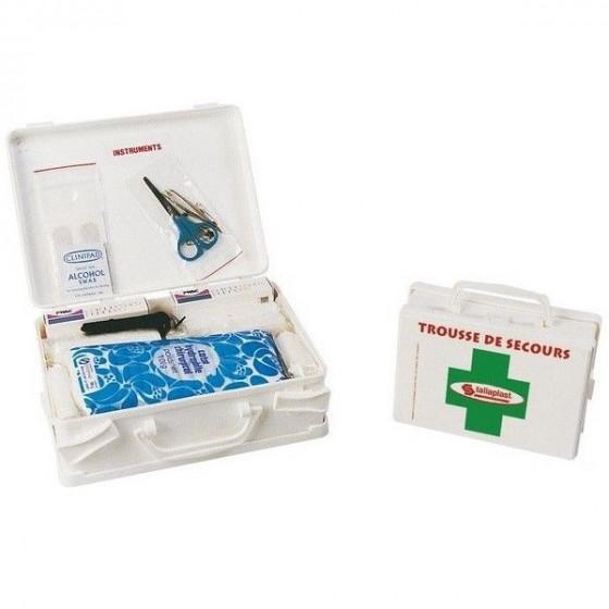 Trousse secours spécial BTP petit modèle SOFOP TALIAPLAST- 560001