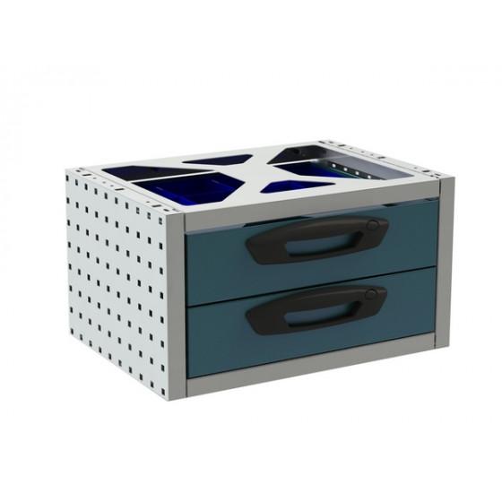 Kit 2 tiroirs RUBI - VB52-2T