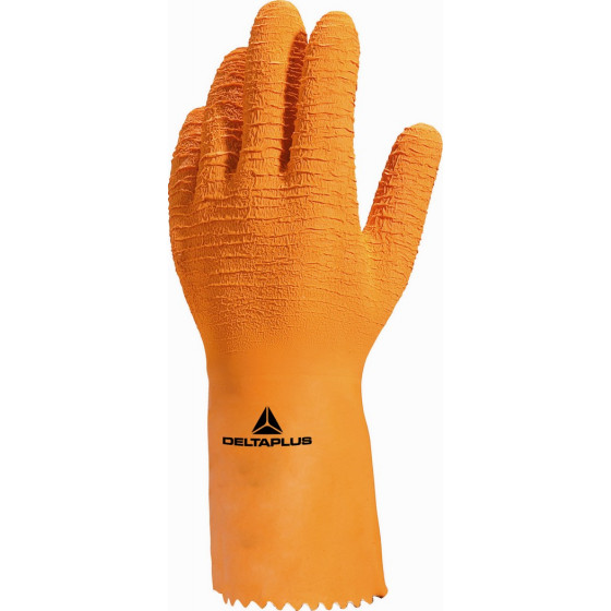 DELTA PLUS-GANT LATEX SUPPORTE VENIFISH 990-VE990OR0