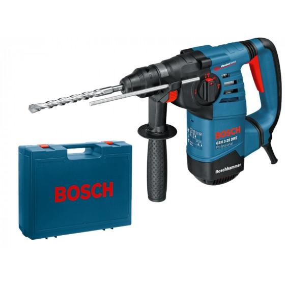 BOSCH OUTILLAGE - Marteau perforateur avec SDS-plus GBH 3-28 DFR Professional- 061124A000