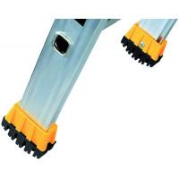 PATINS guêtres profil 57 mm pour échelle CENTAURE  (La paire) - 380435