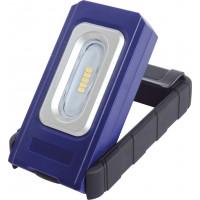 LAMPE DE POCHE 5 LEDS SMD RECHARGEABLE + MAGNETIQUE DRAKKAR EQUIPEMENT - 02384