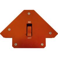 Equerre magnétique avec interrupteur marche/arret Épaisseur  26mm- 05775