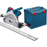 BOSCH OUTILLAGE-Scie plongeante GKT 55 GCE + FSN 1600 Professional- 0601675002