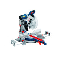 BOSCH OUTILLAGE - Scie à onglets radiale GCM 12 GDL Professional-  0601B23600