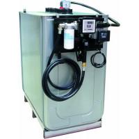 STATION GASOIL PIUSI COMPLETE SUR CUVE 1000 L-SODISE-08321