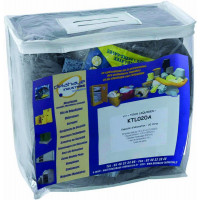 KIT INTERVENTION P/ TOUS LIQUIDES CAPACITE ABSORP.20L SODISE-08347