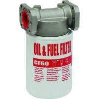 """KIT FILTRE GASOIL 1"""" GAS 60L/mn-SODISE-08419"""