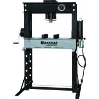 Presse d'atelier manuelle et pneumatique 45T DRAKKAR - 10538