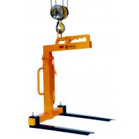Lève-palette EICHINGER équilibrage manuel écartement et hauteur réglable 2000 Kg-1053