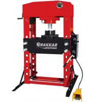 Presse manuelle et pneumatique DRAKKAR 100 T - 10560