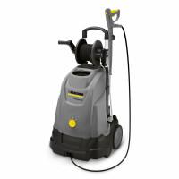 Nettoyeur haute pression KARCHER HDS 5/15 UX+ eau chaude 500 l/h 150 bars avec enrouleur et rotabuse - 10649170