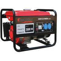 GROUPE ELECTROGENE DRAKKAR ESSENCE 3500W 7.5CV - 11019