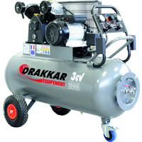 Compresseur 200l 3cv mono DRAKKAR - 11274