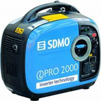GROUPE ELECTROGENE MONOPHASE INVERTER PRO 2000 2000W SDMO SODISE - 11679