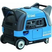 GROUPE ELECTROGENE MONOPHASE INVERTER PRO 3000E 3000W SDMO SODISE - 11680