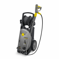 Nettoyeur haute pression KARCHER HD 10/25-4 SX+ 1000 l/h 250 bars eau froide avec enrouleur et rotabuse - 12869270