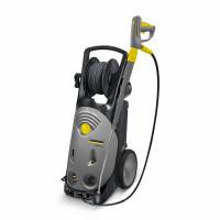 Nettoyeur haute pression HD 13/18-4 SX+ 1300 l/h 180 bars eau froide avec enrouleur et rotabuse - 12869360