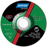 Disque de tronconnage Norton Technique Score  Ø 230 Epaisseur 3.2 pour Métal -66252925503