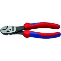 PINCE COUPANTE DE COTE HAUTE PERFORMANCE TWINFORCE 180MM KNIPEX SODISE - 13349
