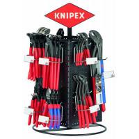 PRESENTOIR TOURNANT 48 PINCES KNIPEX - TOURNIQUET SODISE - 13376