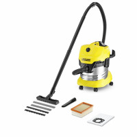 Aspirateur Karcher Mutifonctions WD4 Premium 1000 W 20 L - 13481500