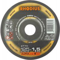 Disque à tronçonner pour meuleuse RHODIUS - 14148