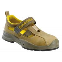 Chaussure basse PARKY S1P Marron Noix DIADORA- 148758