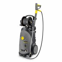 Nettoyeur haute pression KARCHER HD 7/18-4 MX+ 700 l/h 180 bars eau froide avec enrouleur et rotabuse- 15249140