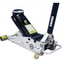 CRIC ROULEUR 2T ALUMINIUM / ACIER 95-470mm OMEGA-15338