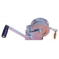 SODISE-Treuil a main avec câble et crochet-15412