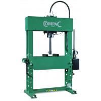 Presse d'atelier manuelle et pneumatique 70T Compac - 15492