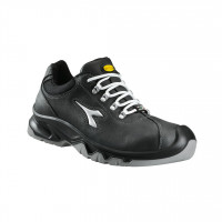 DIADORA- Chaussure de sécurité basse en Nubuck hydrofuge S3 DIABLO Noir-159925