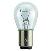 LOT 10 LAMPES POIRETTE 24V 21/5W 2 FILS SODISE - 16248
