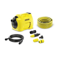 KARCHER-Pompe d'arrosage à déclenchement manuel BP 3 GARDEN SET PLUS - 16453570