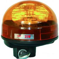 Gyrophare Ellipse S/TIGE 12V/24V - 16931